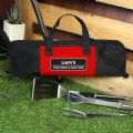 Personalised Barbeque Tools Set In Bag Any Name Any Message Perfect Gift For Men and Ladies